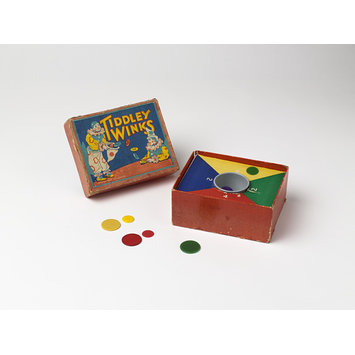 Game - Tiddleywinks