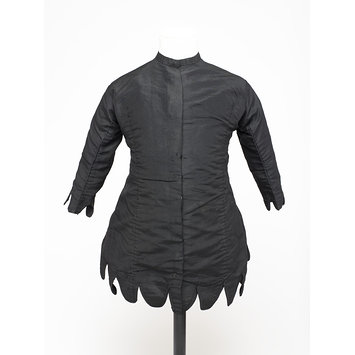 Child's mourning garment
