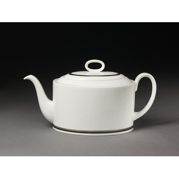 Teapot and cover - Charisma