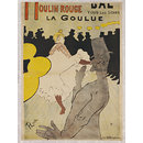 Moulin Rouge, La Goulue (Poster)