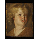 Head of a Youth (Christ Child) (Oil painting)