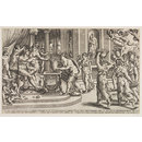 Marriage of Vertumnus and Pomona (Print)