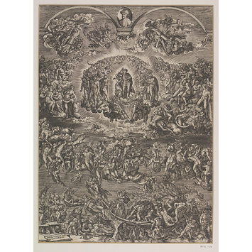 Print - Last Judgement