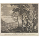 The Flaying of Marsyas (Print)