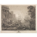 Embarkation of St. Ursula (Print)
