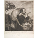 Rubens and his Wife (Print)