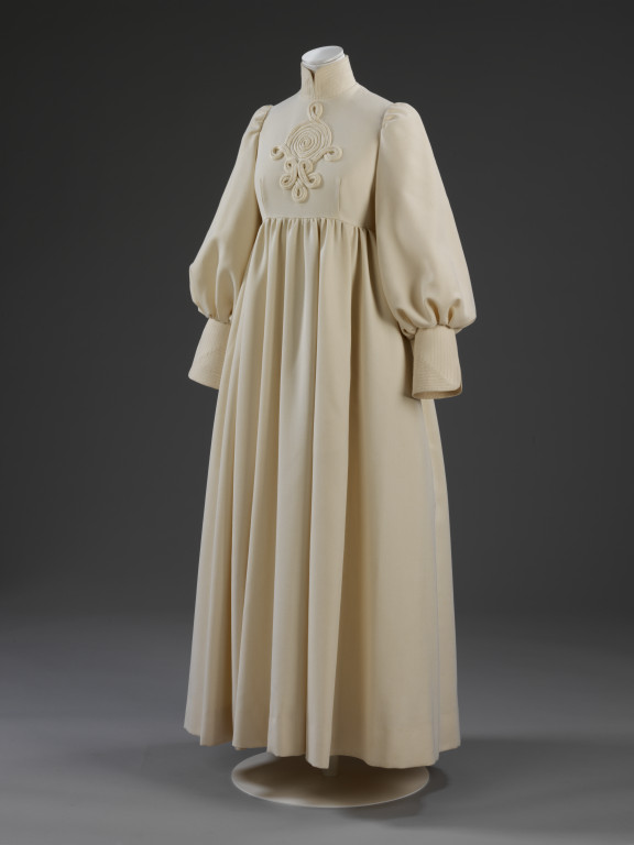 Wedding Dress Jean Muir V Amp A Search The Collections