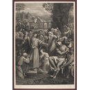 The Raising of Lazarus (Print)