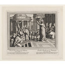 The Seven Famous Cartons [sic] of Raphael Urbin; St. Paul Preaching at Athens; Raphael Cartoons (Print)