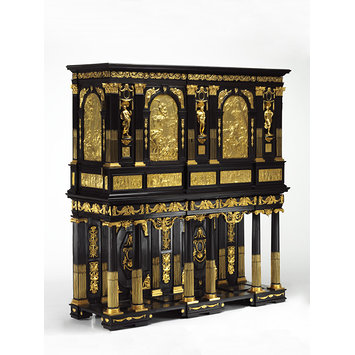 Cabinet on stand - The Marie de Medici cabinet