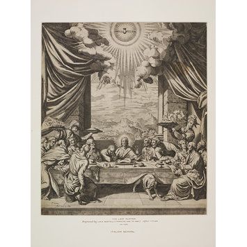 Print - The Last Supper