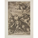 Temptation of Saint Anthony (Print)