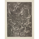 Martyrdom of St. Lawrence (Print)