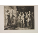 The Angel appearing to the Holy Women at the Sepulchre (Print)