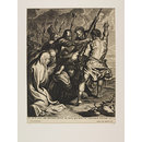 Christ bearing the Cross (Print)