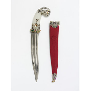 Dagger - Dagger and scabbard