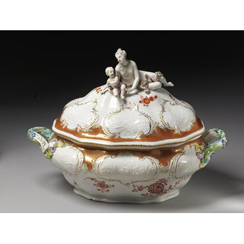 Tureen - Mllendorf service