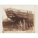 Stern of the Demerara  in Dry Dock (Photograph)
