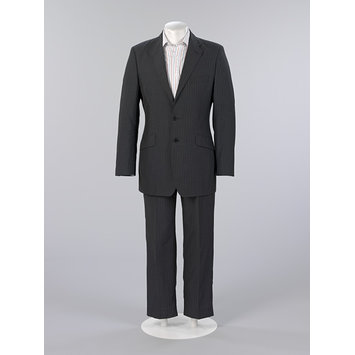 Man's suit ensemble