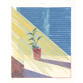 Print - Sun; The Weather Series