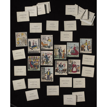 Card game - George Speaight Punch & Judy Collection