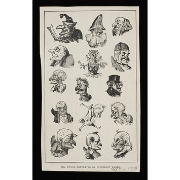 Prints - George Speaight Punch &amp; Judy Collection