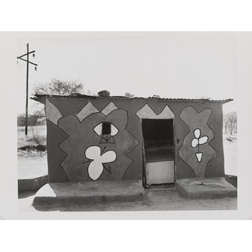 Photograph - House of the farmworker's younger wife, Thabazimbi, Transvaal