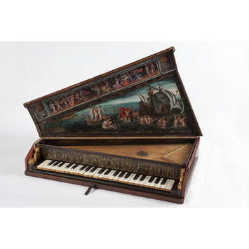 Octave spinet