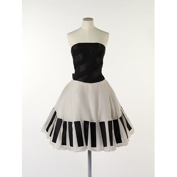 Evening dress - The Piano Dress