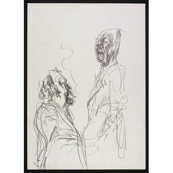 Drawing - Feliks Topolski Collection