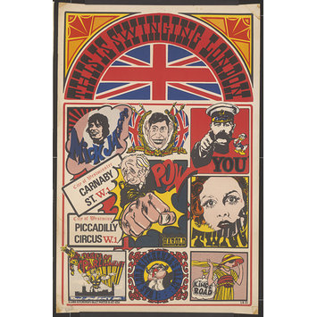 poster - This Is Swinging London