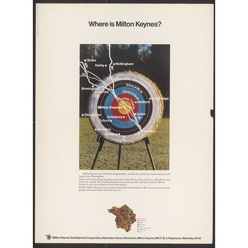 poster - Where is Milton Keynes?