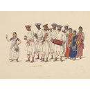 Nautch party (Painting)