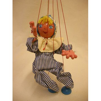 Puppet - Andy Pandy