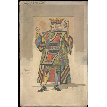 Costume design - Drury Lane Design Collection