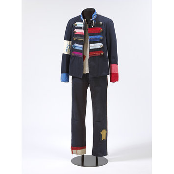 Rock and Pop costume - Chris Martin's Viva La Vida costume