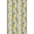 Daisies and Ferns (Furnishing fabric)