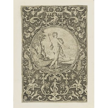 Print - The Judgement of Paris