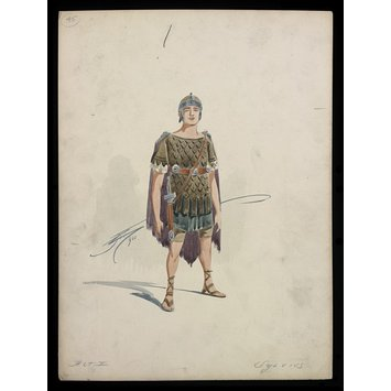 Costume design - Emile Littler Archive