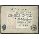 George Cooke Album of Caricatures (Album)