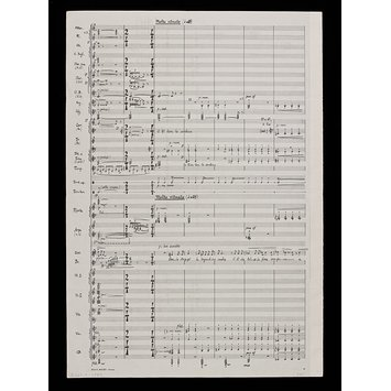 Music sheet - H Beard Print Collection