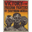 Victory To The Freedom Fighters of Southern Africa (Poster)