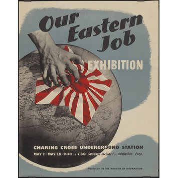 Poster - Our Eastern Job