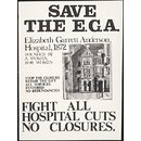 Save the E.G.A. (Poster)