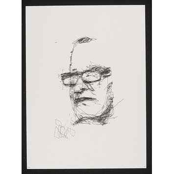 Drawing - Portrait 2011