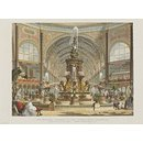'THE MAJOLICA FOUNTAIN IN THE INTERNATIONAL EXHIBITION.' (Print)