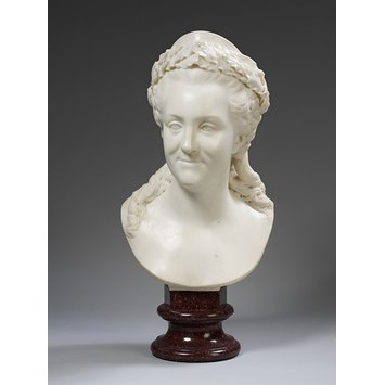 Bust - Catherine II, Empress of Russia