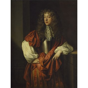 Oil painting - John Wilmot, Second Earl of Rochester