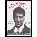 Remember Rohit Duggal (Poster)