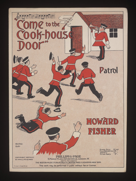Come To The Cook House Door Fisher Howard V A Search